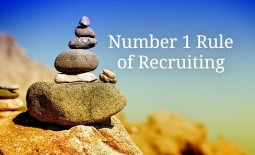 Number 1 Rule of Recruiting