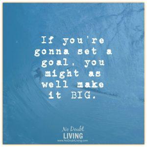 make it big - DONE